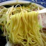 ラーメンショップ - 若干柔らかめの中細ストレート麺!