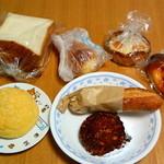 50297723 - 購入したパン