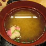 50298255 - お味噌汁