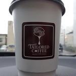 テーラード コーヒー - テイクアウトです