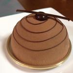 エコール・クリオロ - 4/27プラリネ これもすごいな〜 チョコが口の中で…感動!