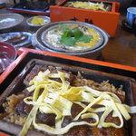 Mingeichayarokkyu - 鰻の蒸篭蒸し
