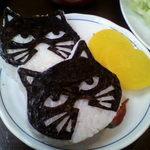 黒猫舎 - 猫むすび