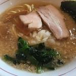 とんちき麺 - とんちき麺(白)