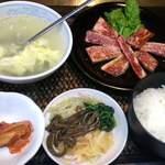 炭火焼肉 神戸亭 -