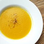 カルド - ランチの日替わりスープ (^∀^)ノ