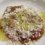 イル・ラメリーノ  - 冷製トマトスープ