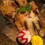 50303591 - 鶏肉の西京味噌焼き☆