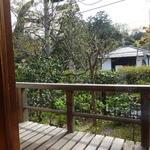 香下庵茶屋 - 窓からの景色