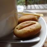 香下庵茶屋 - おまけのコーヒーボール