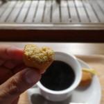 香下庵茶屋 - コーヒーボールとコーヒー