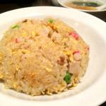 豆点 - チャーハン600円