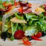 カプリチョーザ - 菜園風サラダ