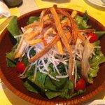 トラットリア カーロ - サラダ