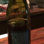 サウダージ - 赤ワイン