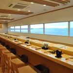 海の彩 - 内観写真: