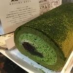 50316691 - 天竜抹茶とわらび餅のロール2016.4