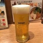50318707 - ビール