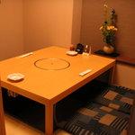 博多ぼて - 2~4人個室(掘りごたつ)