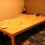 博多ぼて - 3~6人個室(掘りごたつ)