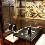 新宿イタリアン カルボナード - 3階の対面個室です。2階の個室とはテイストが変わりアジアンテイストになっています。