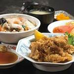 とり天発祥の店 レストラン東洋軒 - 料理写真: