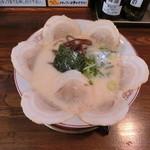 いちもんじ - 塩チャーシューラーメン
