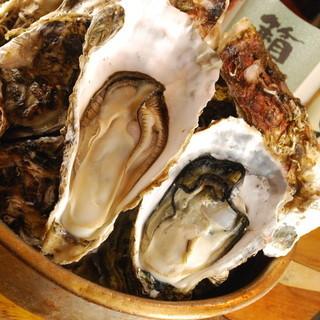 ★牡蠣は蒸すと美味くなる!あぶりやオススメのガンガン焼き
