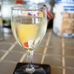 GEEEK - 白ワインを追加でいただきました(2016.4.28)