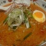 博多担々麺 とり田 - 特製担々麺