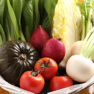 愛情いっぱいの有機野菜♪ユリ農園から届く旬の有機野菜