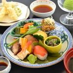 日本料理 つる家  - おたのしみ御膳
