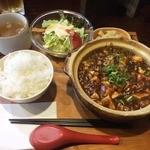 50335938 - 麻婆豆腐定食