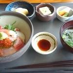 旬菜 さい藤 - (上)海鮮丼定食