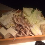 Gyuunabeairon - 野菜