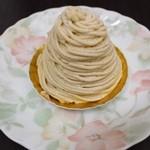 パティスリー ナオキ - モンブラン(454円税込)