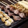 やきとり遊喜 - 料理写真:ひざ軟骨 砂肝 ぱりぱり皮