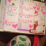 CHOTTO DINING G - 9月月間スケジュール