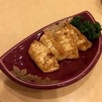 蓬莱本館 - 揚げ餃子