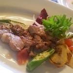 Luce - 米沢豚のロースト