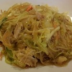 東華園 - 料理写真:かたい焼きそば