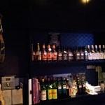 RockBar Jimi'sRoom - バックバー