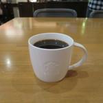 スターバックス・コーヒー - ドリンク写真:ドリップ コーヒー Short(HOT)