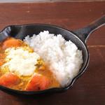 野菜を食べるカレーcamp - ひよこ豆のチリコンカレー