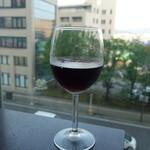 炭火ステーキキッチン&バル - ☆赤ワインも合いますね\(^o^)/☆