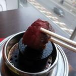 炭火ステーキキッチン&バル - ☆いろんな部位が頂けるのが楽しいです(*^^)v☆