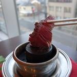 炭火ステーキキッチン&バル - ☆どんどん好みで焼き上げて(*^。^*)☆