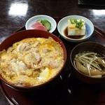 菊そば - そして大好き親子丼