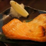 鳥次郎 - 鮭ハラス