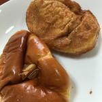 グラン グルトン - クリームパンとカレーパン